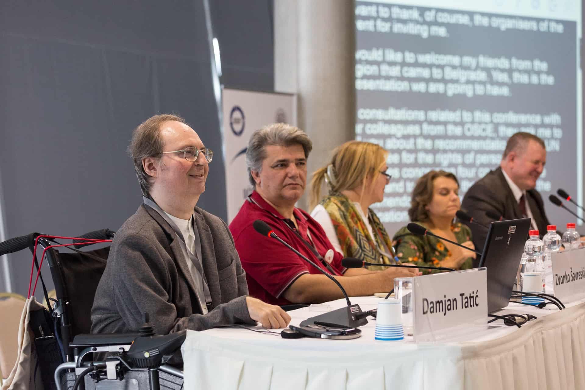 4. Western Balkans Disability movement for EU Integrations