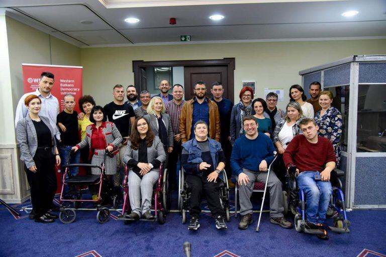 Подигнување на капацитетот на политичките партии по основ на прашањето на хендикеп