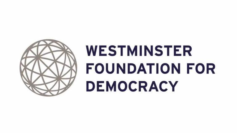 Westminster Foundation for Democracy logo