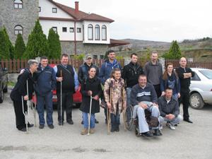Балканските лидери на организации на лица со хендикеп